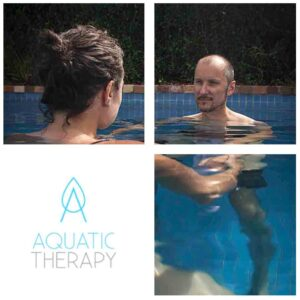 Aquatic Therapy Watsu